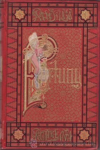 YXART, JOSÉ: FORTUNY. NOTICIA BIOGRÁFICA CRÍTICA. 1881 (Libros Antiguos, Raros y Curiosos - Bellas artes, ocio y coleccion - Pintura)