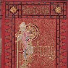Libros antiguos: YXART, JOSÉ: FORTUNY. NOTICIA BIOGRÁFICA CRÍTICA. 1881. Lote 41475164