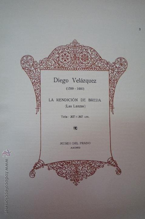 Libros antiguos: L- 454. GALERIAS DE EUROPA. MUSEO DEL PRADO, EDITORIAL LABOR. 1924. - Foto 4 - 43943804