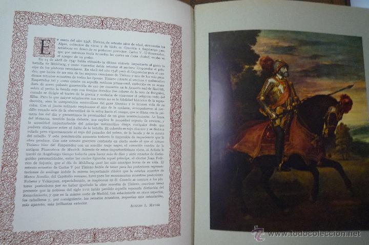 Libros antiguos: L- 454. GALERIAS DE EUROPA. MUSEO DEL PRADO, EDITORIAL LABOR. 1924. - Foto 7 - 43943804