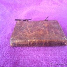 Libros antiguos: TRATADO DE BARNIZES Y CHAROLES, GENARO CANTELLI 1755. Lote 44630166