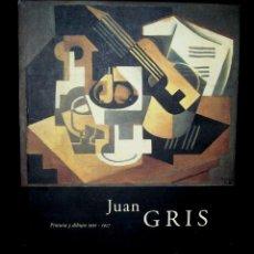 Alte Bücher - JUAN GRIS TOMO 1 Y 2 PINTURAS Y DIBUJOS 1910 - 1927 - 45367862