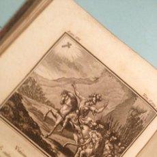 Libros antiguos: COMPENDIO DE LA HISTORIA UNIVERSAL, ANQUETIL, TOMO VI, MADRID EN LA IMPRENTA REAL, 1801. Lote 45428744