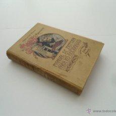 Libros antiguos: MANUAL DE PINTURA PARA LOS AFICIONADOS G. RONCHETTI 1912. Lote 46355790