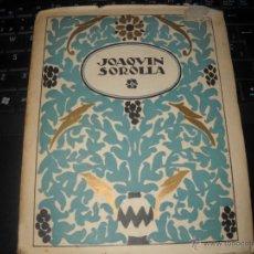 Libros antiguos: JUAQUIN SOROLLA DE AURELIANO DE BERVETE,BIBLIOTECA ESTRELLA.. Lote 46636877