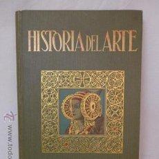 Libros antiguos: MUESTRARIO DEL LIBRO HISTORIA DEL ARTE, 1923, PARA HACER SUBSCRIPTORES. Lote 47709977