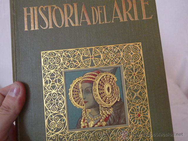 Libros antiguos: Muestrario del libro historia del arte, 1923, para hacer subscriptores - Foto 2 - 47709977