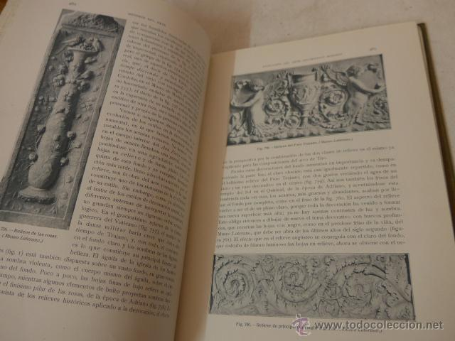 Libros antiguos: Muestrario del libro historia del arte, 1923, para hacer subscriptores - Foto 5 - 47709977