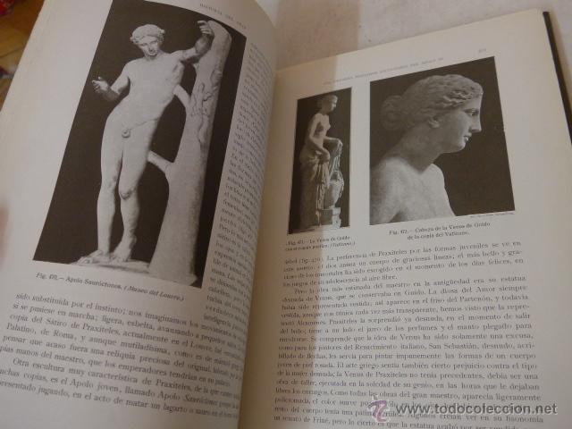 Libros antiguos: Muestrario del libro historia del arte, 1923, para hacer subscriptores - Foto 6 - 47709977