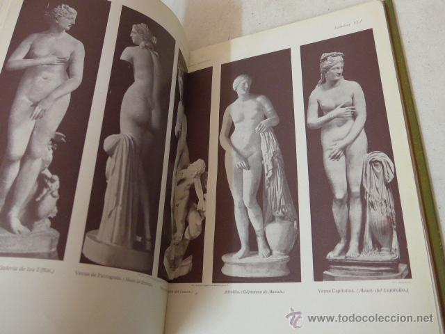 Libros antiguos: Muestrario del libro historia del arte, 1923, para hacer subscriptores - Foto 9 - 47709977