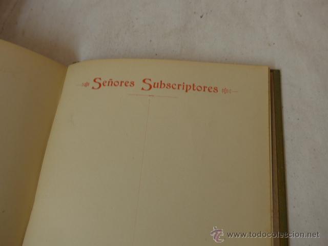 Libros antiguos: Muestrario del libro historia del arte, 1923, para hacer subscriptores - Foto 12 - 47709977