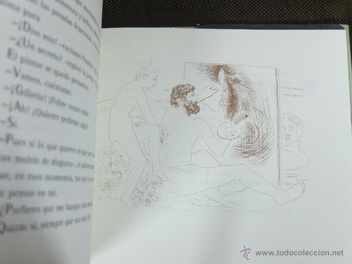 Libros antiguos: balzac-la obra maestra desconocida-picasso - Foto 2 - 123485771