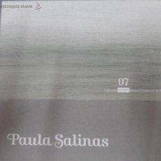 Libros antiguos: PAULA SALINAS COLECCION RONSEL 07 MUSEO PROVINCIAL DE LUGO 32 PAGINAS. Lote 48313256