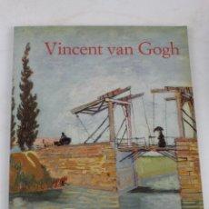 Libros antiguos: L-1338. VINCENT VAN GOGH 1853-1890. VISION Y REALIDAD. INGO F. WALTHER.. Lote 49125487
