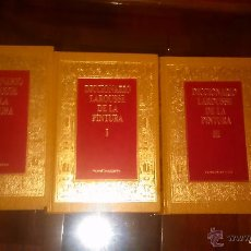 Libros antiguos: DICCIONARIO LAROUSSE DE LA PINTURA. Lote 49142104