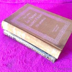 Libros antiguos: LA PINTURA MIG-EVAL CATALANA, PRIMITIUS, JOSEP GUDIOL 1927, VOL I, II.. Lote 49558956