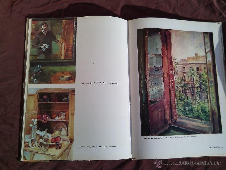 Libros antiguos: AMAT. Maestros actuales de la pintura y escultura catalanas. - Foto 4 - 50406971