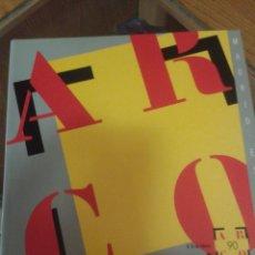 Libros antiguos: CATALOGO ARCO 1990 530 PAGINAS BUEN ESTADO . Lote 50709952
