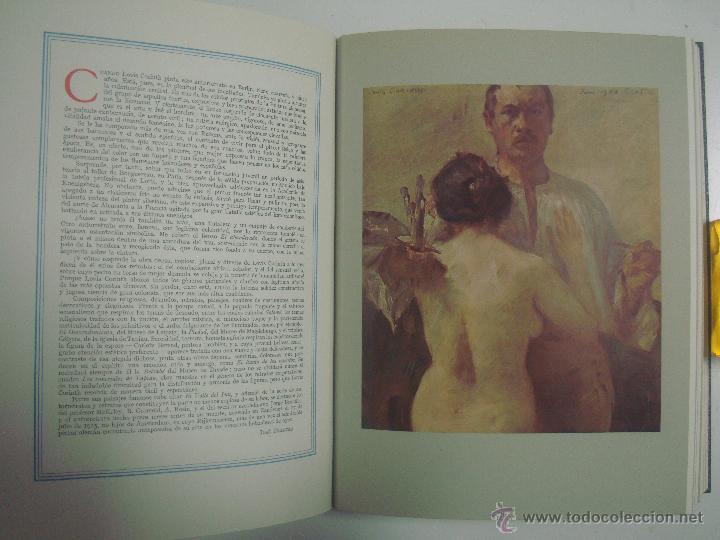Libros antiguos: EXCEPCIONAL ALBUM DE PINTURA MODERNA.ED. LABOR 1930. GRAN FOLIO. MUY ILUSTRADO - Foto 4 - 50873567