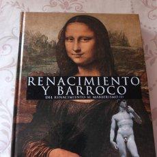 Libros antiguos: RENACIMIENTO Y BARROCO CLUB INTERNACIONAL DEL LIBRO Nº 3. Lote 50944914