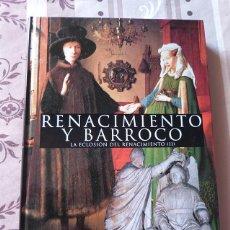 Libros antiguos: RENACIMIENTO Y BARROCO ,CLUB INTERNACIONAL DEL LIBRO Nº 2. Lote 50944940