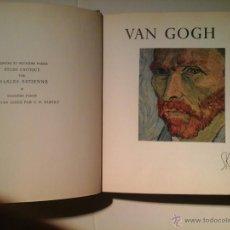 Libros antiguos: VAN GOGH. CHARLES ESTIENNE. SKIRA 1953. IMPRESIONISMO. Lote 51086572