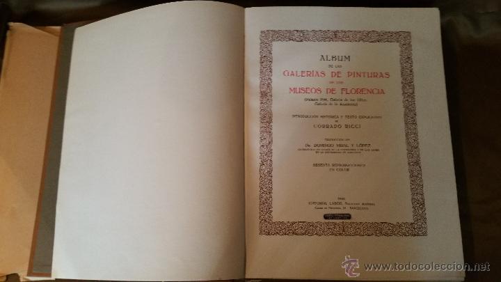 GALERÍAS DE EUROPA (Libros Antiguos, Raros y Curiosos - Bellas artes, ocio y coleccion - Pintura)