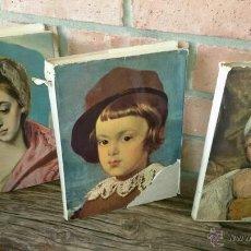 Libros antiguos: 3 TOMOS LA PINTURA ESPAÑOLA SKIRA. Lote 53885250