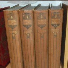 Libros antiguos: GALERIAS DE EUROPA 4 TOMOS - ALEMANIA,PAISES BAJOS,EL PRADO,FLORENCIA ED. LABOR AÑO 1924/1925. Lote 54063818