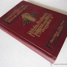 Libros antiguos: ENCICLOPEDIA DEL PINTOR DECORADOR - METODOS Y PROCEDIMIENTOS MODER PINTURA DECORATIVA - A. SALO 1930. Lote 62064079