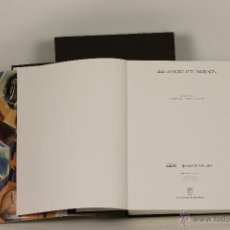 Libros antiguos: 7196 - LES DEMOISELLES D'AVIGNON. VV. AA. EDI. POLÍGRAFA. 1988.. Lote 54120304