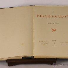 Libros antiguos: 6559 - FIGARO-SALON. VV. AA. 3 EJEMP. (VER DESCRIPCCIÓN). EDIT. BOUSSOD. 1886-1894.. Lote 49827446