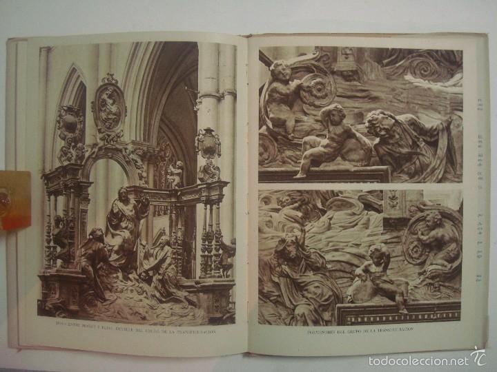 Libros antiguos: JUAN ANTONIO GAYA. ALONSO BERRUGUETE EN TOLEDO. 1944. FOLIO. MUY ILUSTRADO. - Foto 2 - 56032060