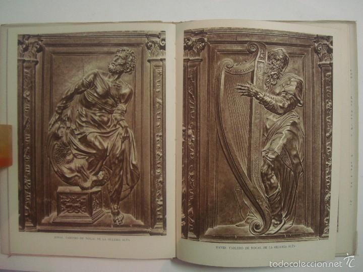Libros antiguos: JUAN ANTONIO GAYA. ALONSO BERRUGUETE EN TOLEDO. 1944. FOLIO. MUY ILUSTRADO. - Foto 3 - 56032060