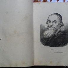 Libros antiguos: 100 LÁMINAS GRABADOS INCISIONI: 1862 ALBUM DU MAGASIN PITTORESQUE CENT GRAVURES CHOISIES DANS LA..... Lote 56553424