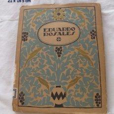 Libros antiguos: EDUARDO ROSALES COLECCION ESTRELLA COLECCION DE LAMINAS. Lote 56666689
