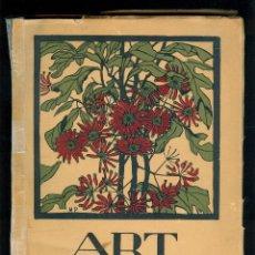 Libros antiguos: NUMULITE L0284 ART IN AUSTRALIA A QUARTERLY MAGAZINE ARTISTS 1929 SYDNEY URE SMITH & LEON GELLERT. Lote 56700657