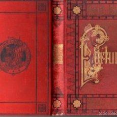 Libros antiguos: JOSÉ YXART : FORTUNY (ARTE Y LETRAS, 1882). Lote 57130157