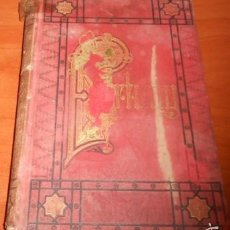 Libros antiguos: FORTUNY, ENSAYO BIOGRÁFICO-CRÍTICO, POR J. YXART, DE 1882. Lote 57162301