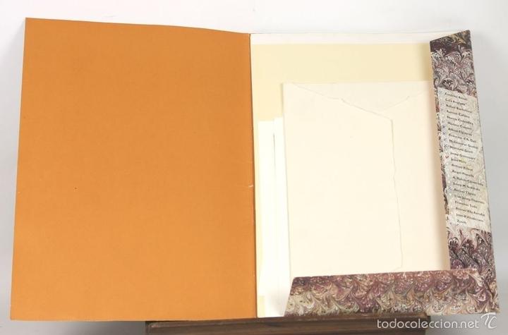 Libros antiguos: 7729 - AVUI SELECCIÓ COL-LECCIÓ DART. CARPETA CON 35 LÁMINAS.VV. AA.(VER DESCRIPCIÓN). - Foto 2 - 57769747