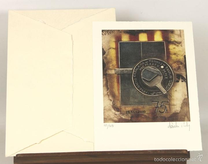 Libros antiguos: 7729 - AVUI SELECCIÓ COL-LECCIÓ DART. CARPETA CON 35 LÁMINAS.VV. AA.(VER DESCRIPCIÓN). - Foto 5 - 57769747