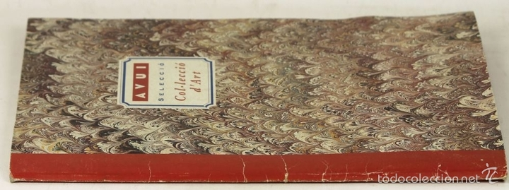Libros antiguos: 7729 - AVUI SELECCIÓ COL-LECCIÓ DART. CARPETA CON 35 LÁMINAS.VV. AA.(VER DESCRIPCIÓN). - Foto 9 - 57769747