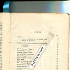 Libros antiguos: 1953 JOSEP TOGORES PERE CREIXAMS JOAN REBULL JOAN JUNYER EMILI GRAU ANTONI CLAVE ALFRED FIGUERAS . Lote 58334826