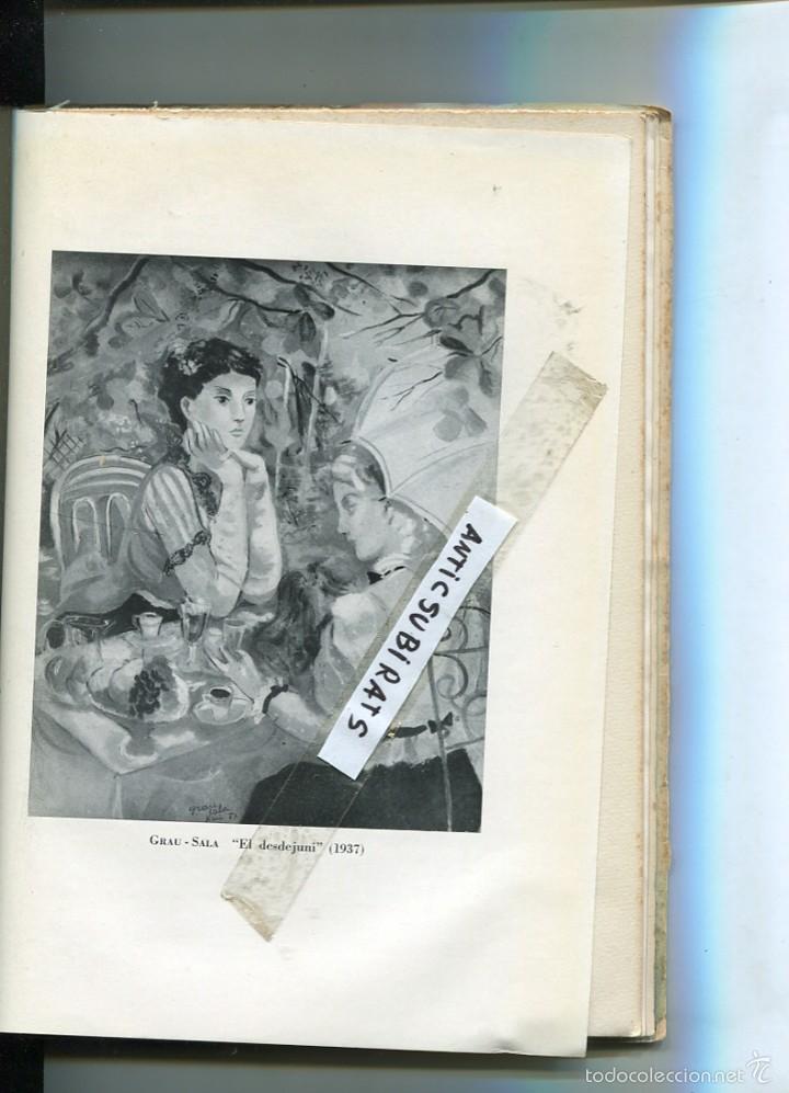 Libros antiguos: 1953 JOSEP TOGORES PERE CREIXAMS JOAN REBULL JOAN JUNYER EMILI GRAU ANTONI CLAVE ALFRED FIGUERAS - Foto 2 - 58334826