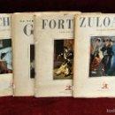 Libros antiguos: LOTE DE 4 REVISTAS DE ARTE. EDITORIAL IBERIA. ZULOAGA, GOYA, CHICHARRO Y FORTUNY. Lote 58390689