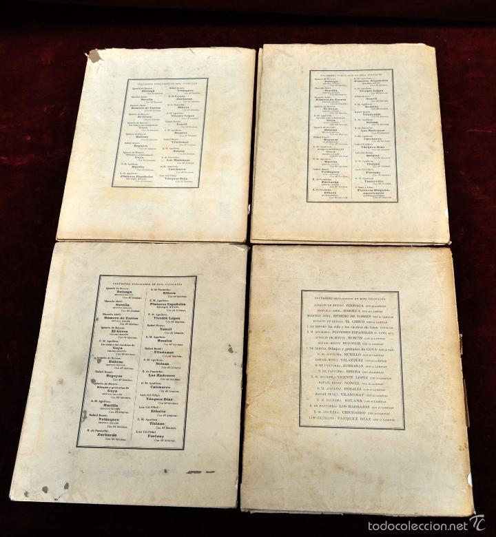 Libros antiguos: LOTE DE 4 REVISTAS DE ARTE. EDITORIAL IBERIA. ZULOAGA, GOYA, CHICHARRO Y FORTUNY - Foto 3 - 162573901