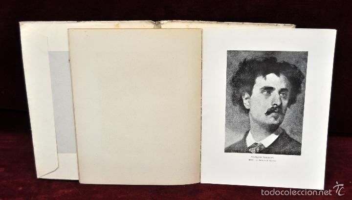 Libros antiguos: LOTE DE 4 REVISTAS DE ARTE. EDITORIAL IBERIA. ZULOAGA, GOYA, CHICHARRO Y FORTUNY - Foto 6 - 162573901