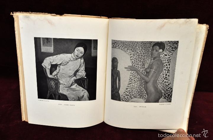 Libros antiguos: LOTE DE 4 REVISTAS DE ARTE. EDITORIAL IBERIA. ZULOAGA, GOYA, CHICHARRO Y FORTUNY - Foto 7 - 162573901