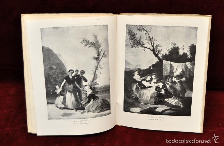 Libros antiguos: LOTE DE 4 REVISTAS DE ARTE. EDITORIAL IBERIA. ZULOAGA, GOYA, CHICHARRO Y FORTUNY - Foto 8 - 162573901