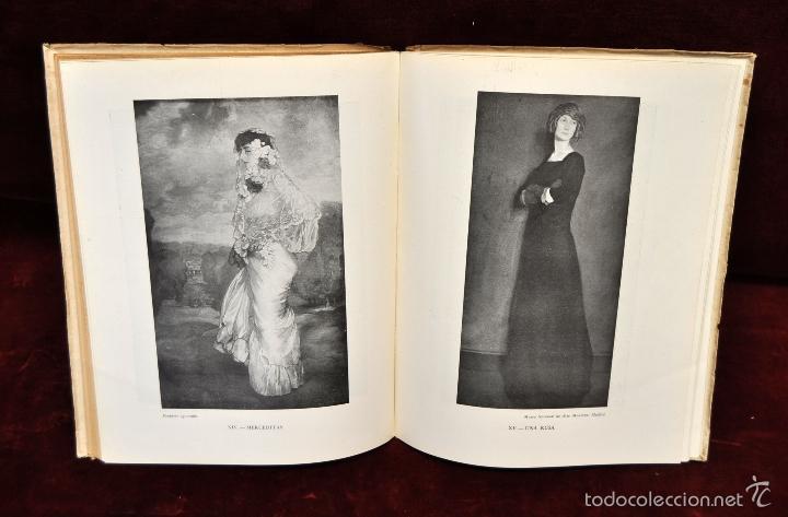 Libros antiguos: LOTE DE 4 REVISTAS DE ARTE. EDITORIAL IBERIA. ZULOAGA, GOYA, CHICHARRO Y FORTUNY - Foto 9 - 162573901